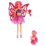 кукла Карапуз София фея с маленькой феей, 29 см, 66342-S-BB (с 3 лет)