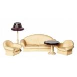 мебель для кукол Огонек Коллекция (С-1302) набор для гостиной