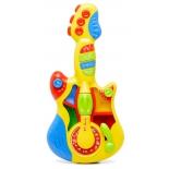 музыкальный инструмент Играем вместе, Маша и медведь, электрогитара (WD3646)