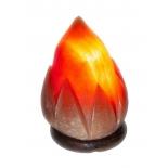 солевой светильник Дом Велеса  Пламя (1,5-2 кг)