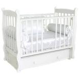 детская кроватка Красная Звезда С 717 Кровать детская