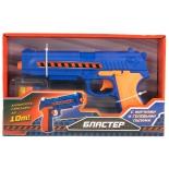 оружие игрушечное Бластер Играем вместе (B1515472-R) с мягкими пулями