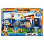 игрушка Spin Master Rusty Rivets строительная лаборатория Расти (28102)