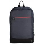 сумка для ноутбука Рюкзак Hama Manchester Notebook Backpack 17.3, синий