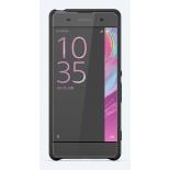 чехол для смартфона Sony Back Cover для Xperia XA, черный