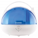 Увлажнитель StarWind SHC2416, белый/синий