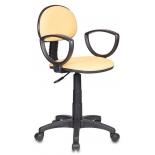 компьютерное кресло Бюрократ CH-213AXN/15-155, желтое