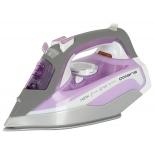 Утюг Polaris PIR 2465AK, фиолетовый/серый