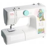 Швейная машина Janome Juno 517, белая