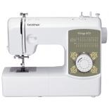 Швейная машина Brother Vitrage M75, белая