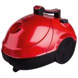 Пылесос Scarlett SC-VC80B03, красный/черный