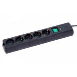 сетевой фильтр Most LRG - USB, черный
