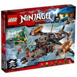 конструктор LEGO Ninjago 70605 - Цитадель несчастий