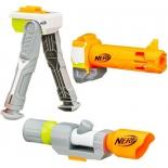 товар для детей Hasbro nerf модулус сет 4: меткий стрелок, разноцветный