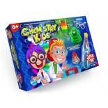 набор для научных экспериментов Danko Toys 10 Магических экспериментов Chemistry Kids (CHK-01-01)