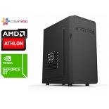 CompYou Home PC H557 (CY.635199.H557), купить за 15 649 руб.