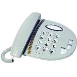 проводной телефон Вектор 207/01, серый