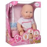кукла Карапуз пьет, плачет настоящими слезами (1402R)