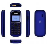 сотовый телефон Digma Linx A105, синий