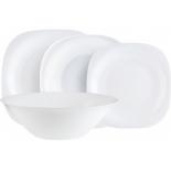 столовый сервиз LUMINARC Carine White N2184