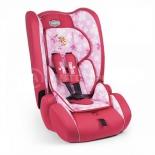 автокресло детское Смешарики SM/DK-300 Nyusha 1/2/3 (9-36 кг) розовый