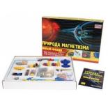 набор для научных экспериментов Научные развлечения Юный физик - природа магнетизма