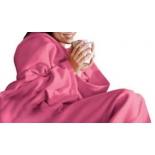 плед Одеяло-плед с рукавами Snuggle (Снагги) , розовое
