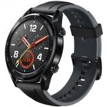 Умные часы Huawei Watch GT Silicone (FTN-B19), черные