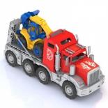 игрушка Нордпласт Трейлер для перевозки Аризона (с трактором)