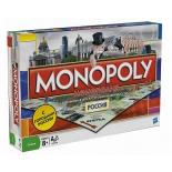 монополия Hasbro Монополия Россия (уникальное издание)