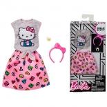одежда для кукол Mattel Barbie FKR66 (универсальный полный наряд - коллаборации)