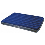 матрац надувной Intex Classic Downy Bed (68758), синий