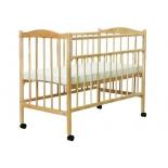 детская кроватка Фея 203 натуральный