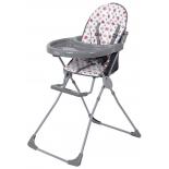 стульчик для кормления Selby 152 серый
