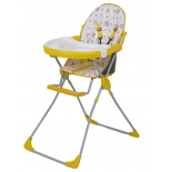 стульчик для кормления Selby 152 желтый