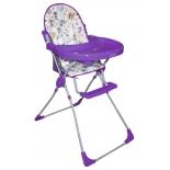 стульчик для кормления Selby 152 Совы violet