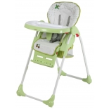 стульчик для кормления Selby BH-435 (1) зеленый