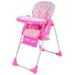 стульчик для кормления Selby BH-435 (2) pink