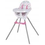стульчик для кормления Selby BH-432 (1) pink