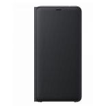 чехол для смартфона Samsung для Samsung A9 2018 Wallet Cover, черный
