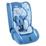 автокресло детское Смешарики (SM/DK-300 Krosh) 9-36 кг/9 мес-12 л, сине/голубое