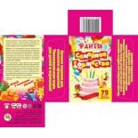 викторина Задира Фанты Семейное торжество (72 карточки)