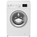 машина стиральная Beko WRS 55P2 BSW, белая