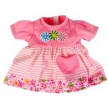 одежда для кукол Платье в полоску Карапуз 40 - 42 см B1017043-RU
