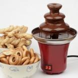 кухонный прибор Шоколадный фонтан, от сети