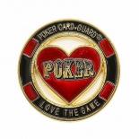 аксессуар для покера Карт-протектор Card Guard Love the Game
