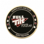 аксессуар для покера Карт-протектор Card Guard Full Tilt