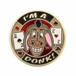аксессуар для покера Карт-протектор Card Guard I'm donk