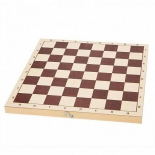 шахматы Шахматная доска Орловская ладья обиходная лакированная