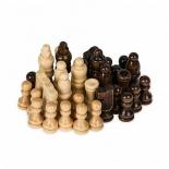 шахматы Комплект фигур РФН, диаметр 15 мм, король 50 мм